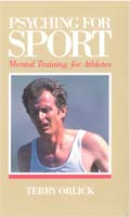Book Title:PSYCHING FOR SPORT